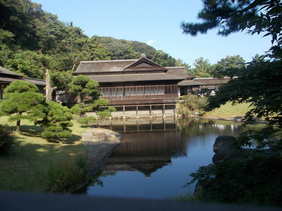 It's worth taking a good camera if you're visiting Sankeien Garden.