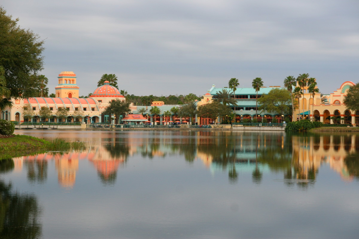 We often choose to stay at a Disney World Resort property, which gives us access to early fast pass bookings and extra magic hours.