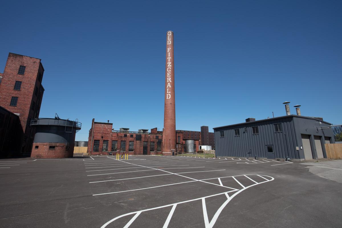Bulleit Distillery