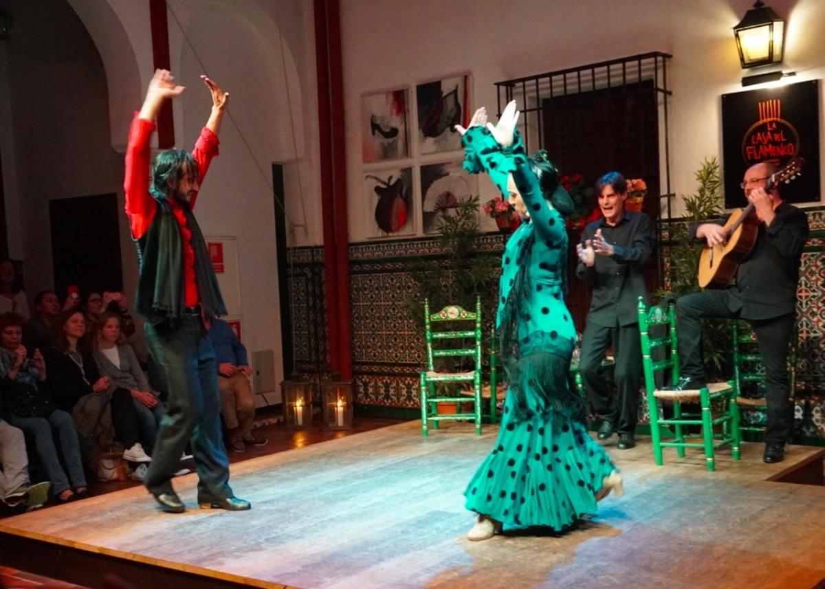 Casa del Flamenco