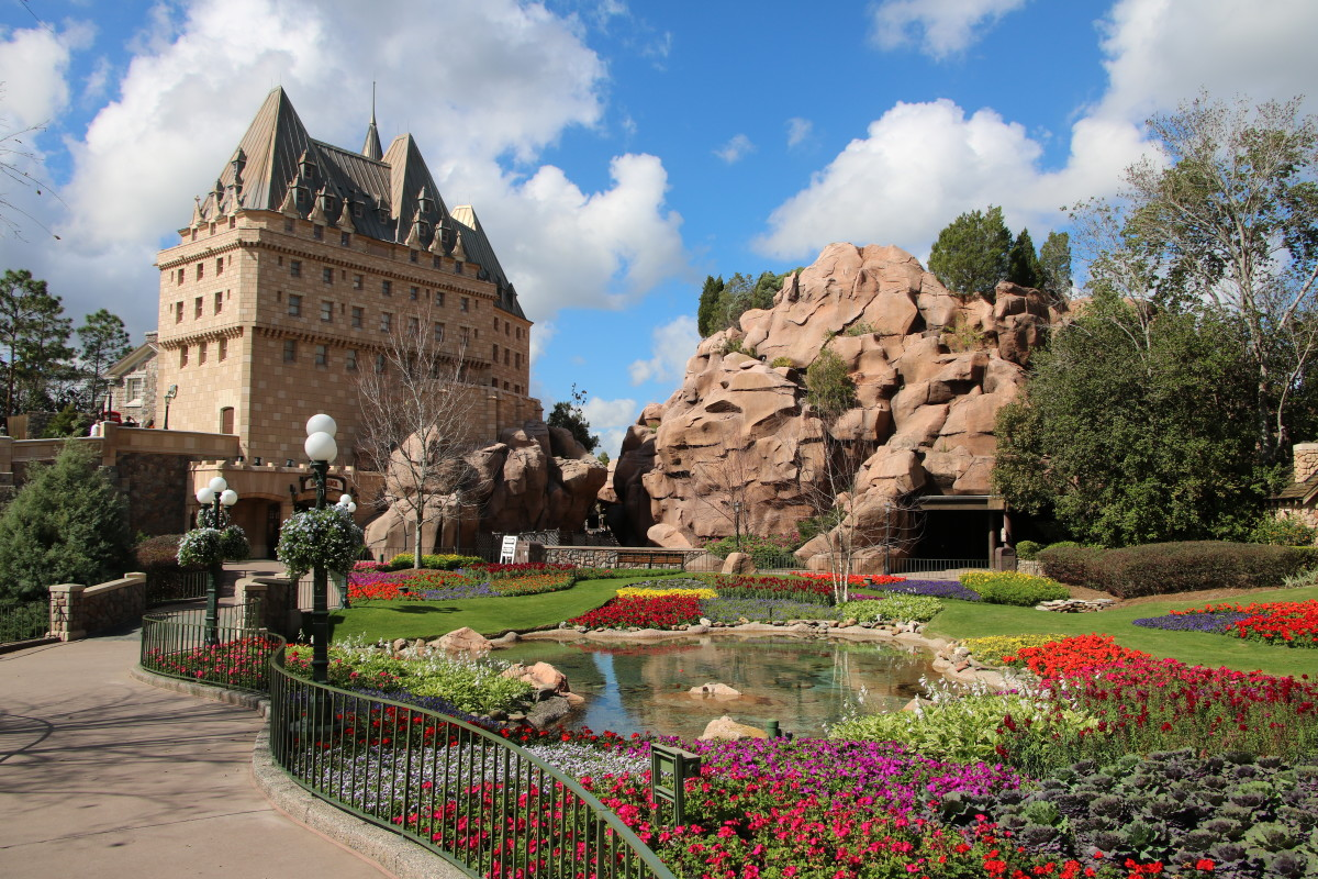 Take a tour of the 11 countries represented in the World Showcase at Epcot.