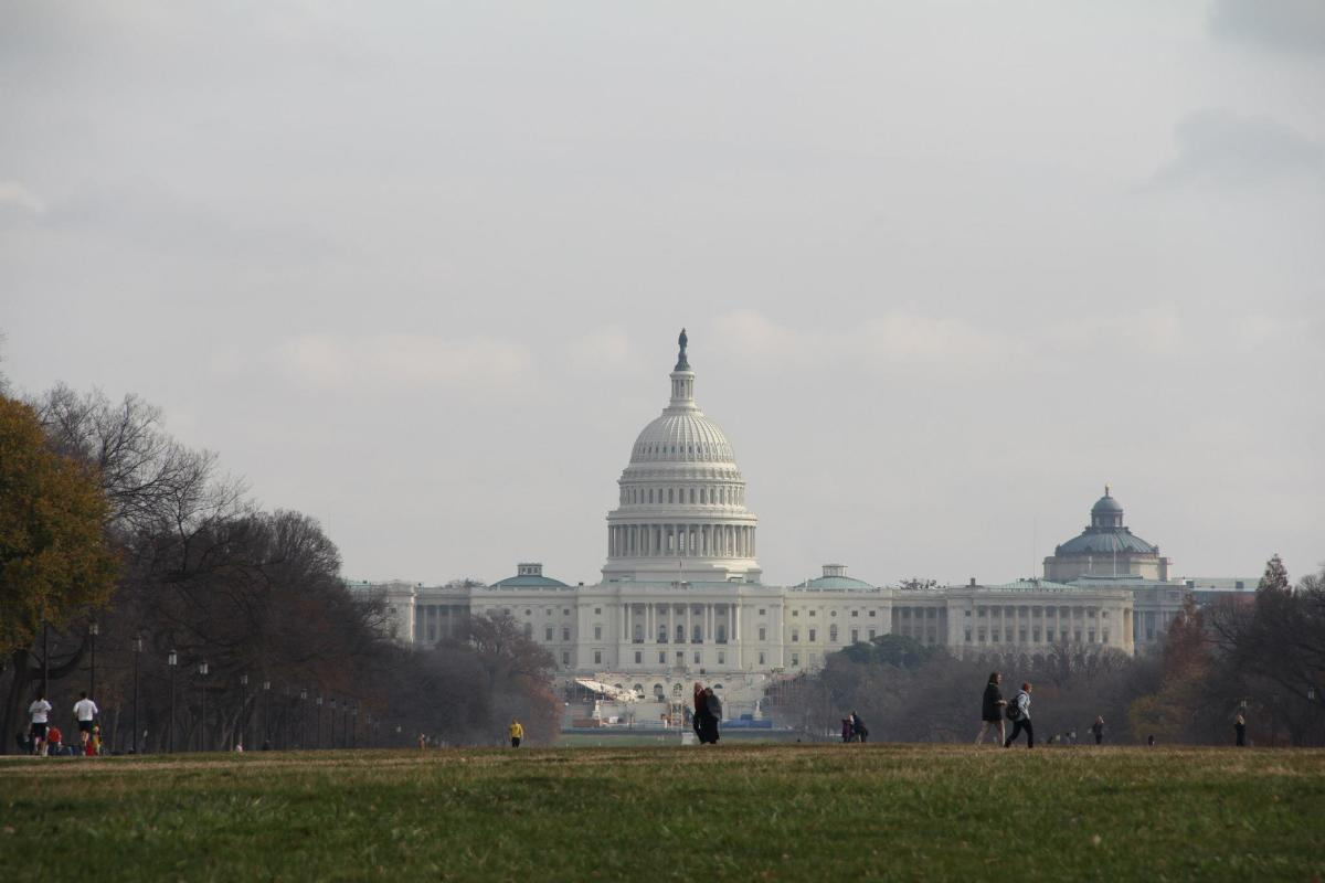 The US Capitol, 2012