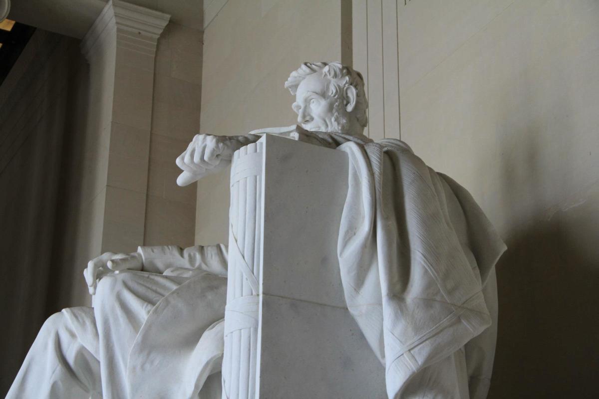Lincoln Memorial, 2012