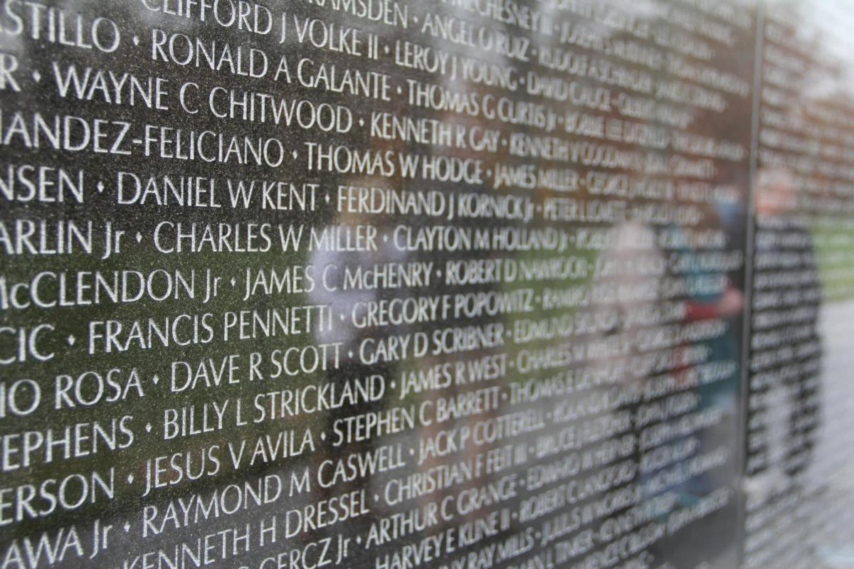 Vietnam Veterans Memorial, 2012