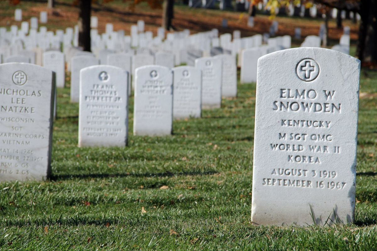 Arlington National Cemetery, 2012