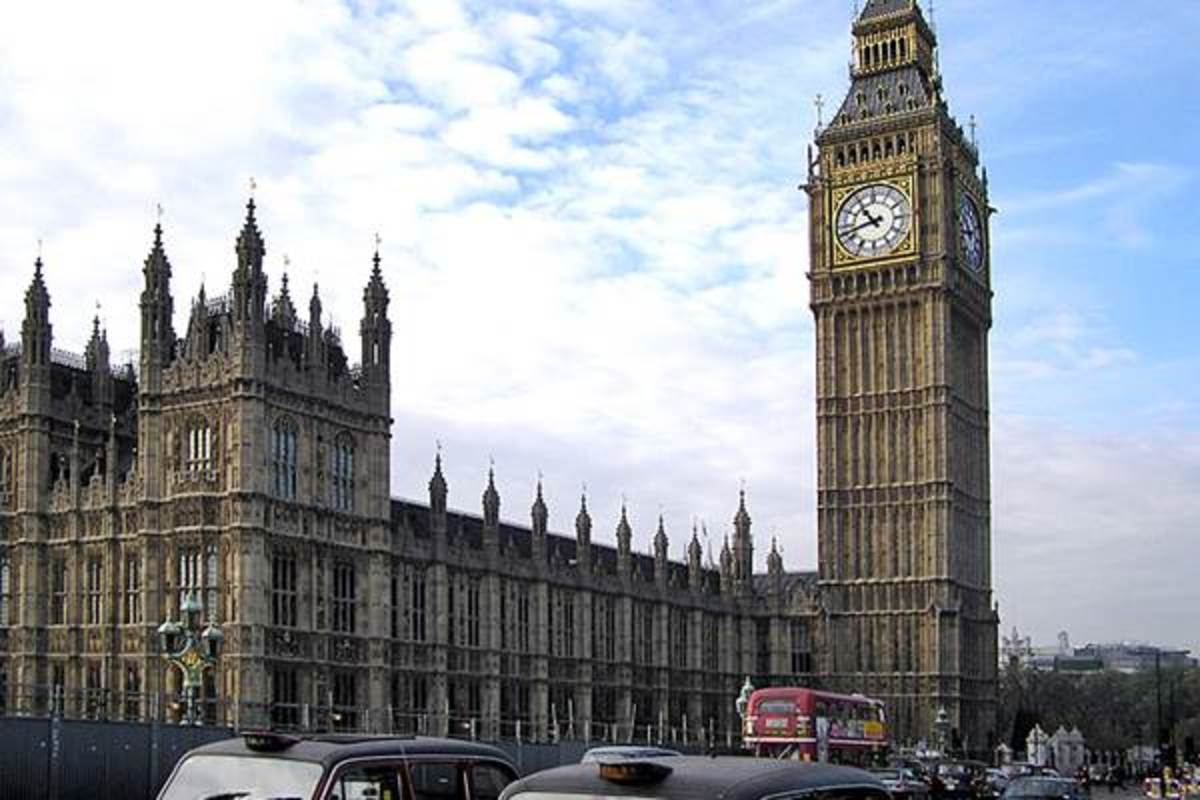 Palace of Westminster and the Elizabeth Tower