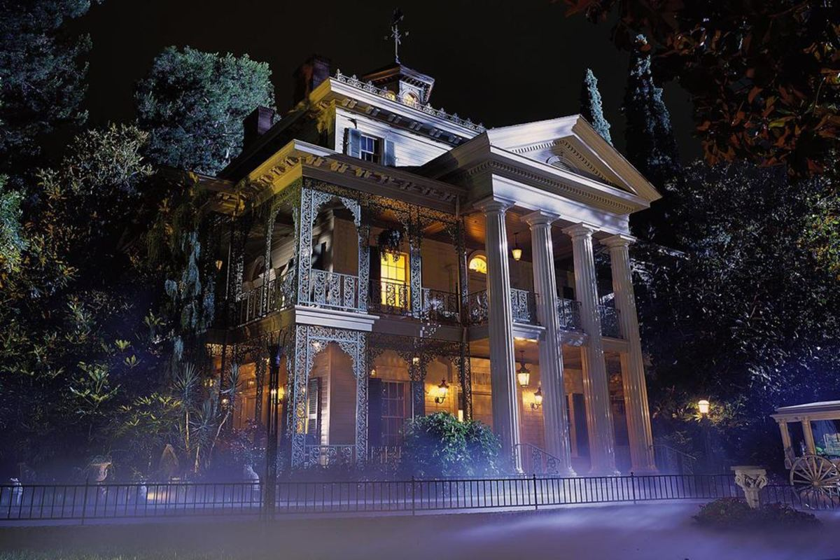 There are 999 happy haunts in the Haunted Mansion, and they do not need any more.