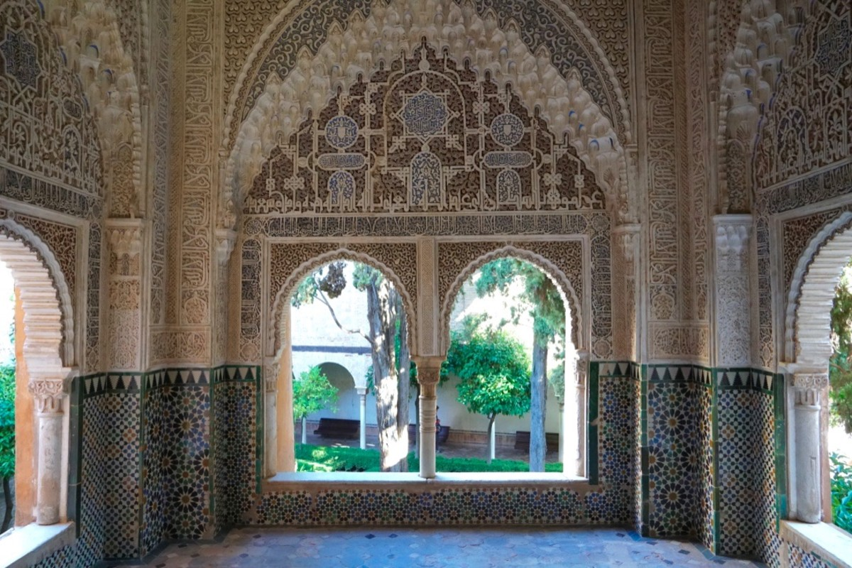 Room inside the Nasrid Palace