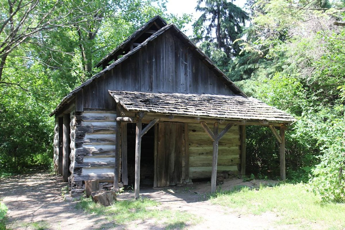 Maple Sugaring House @ Heritage Hill State Historic Park, Green Bay, Wisconsin