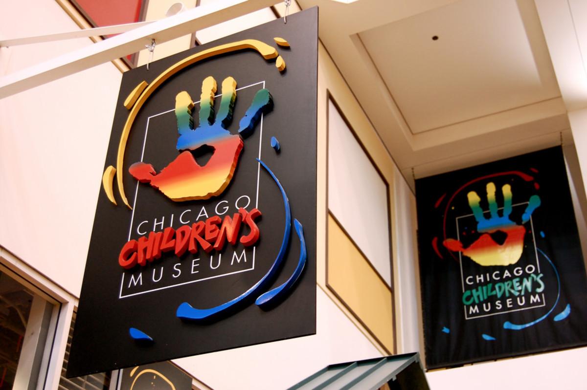 Chicago Children's Museum at Navy Pier in Chicago, Illinois