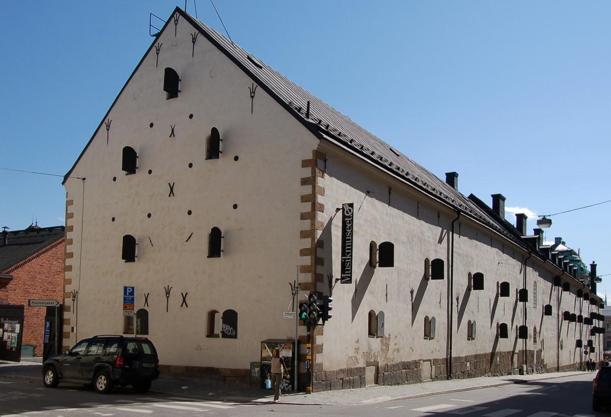 Swedish Museum of Performing Arts Stockholm