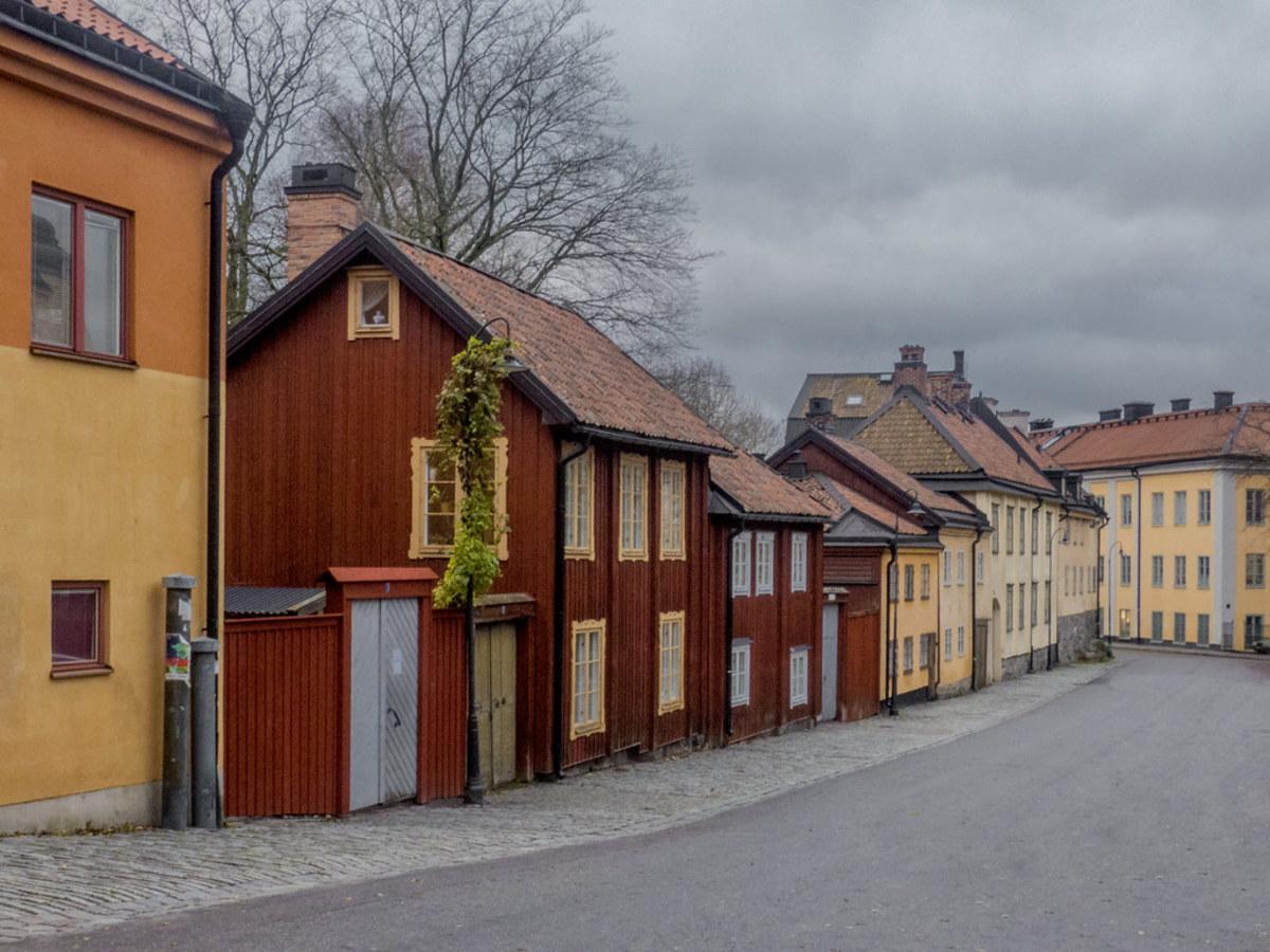 Nytorget Sqaure Stockholm