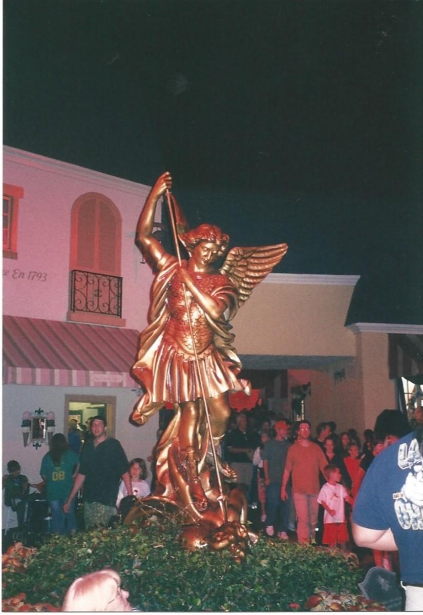 Busch Gardens circa 2010
