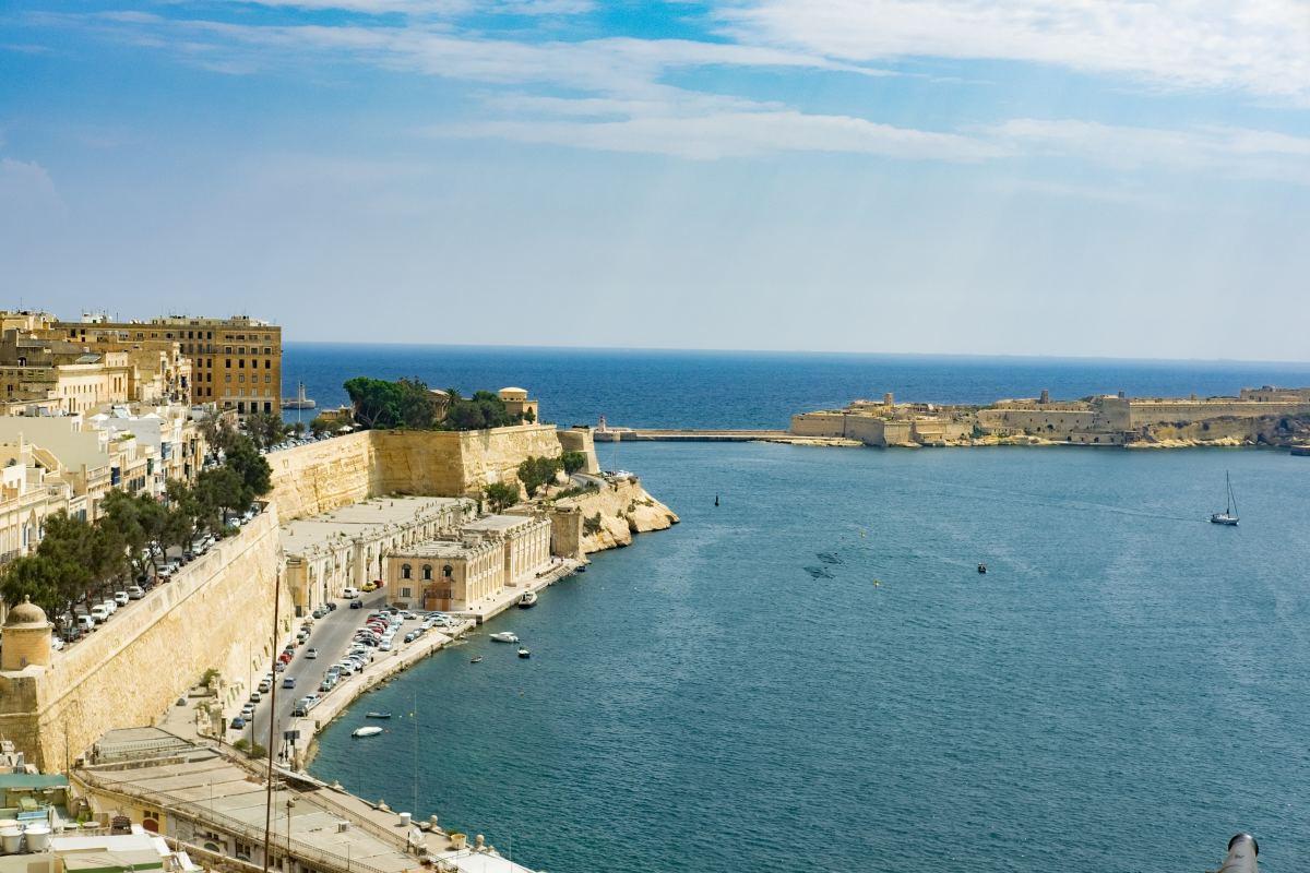 Vittoriosa, one of Malta's Three Cities