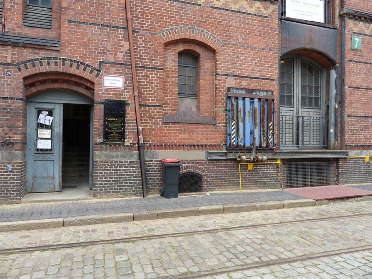 Spice Museum Hamburg
