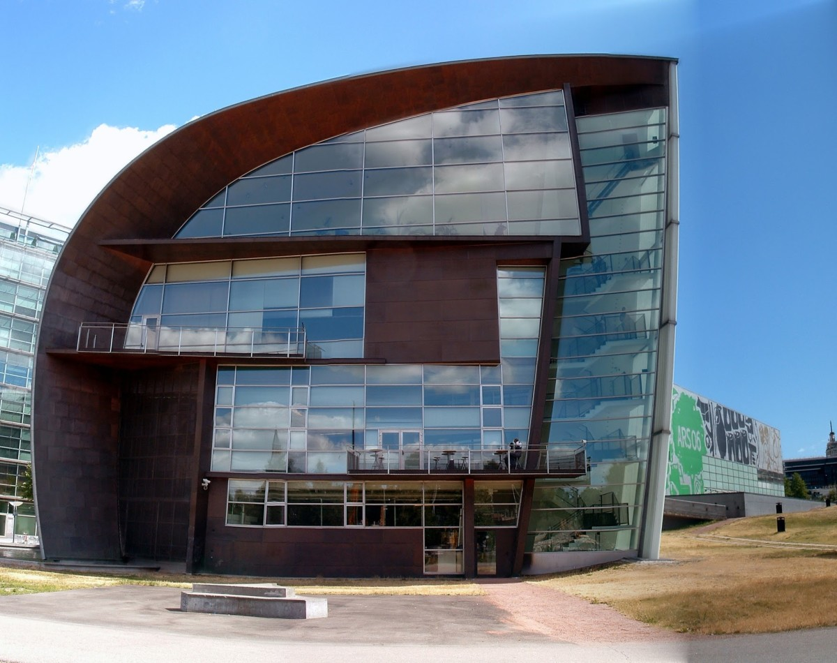 Kiasma Modern Art Gallery