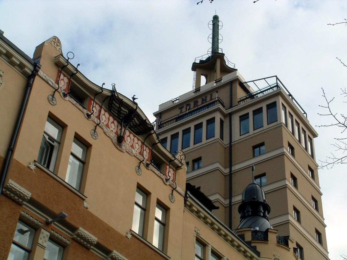 The Torni Hotel