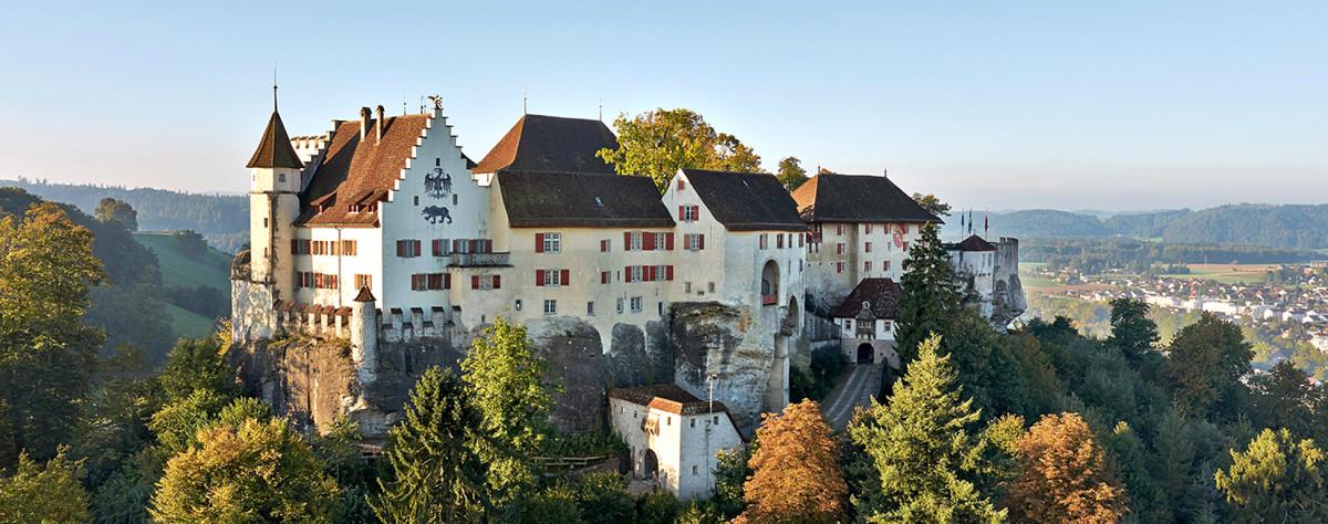 Castle (Schloss) Lenzburg