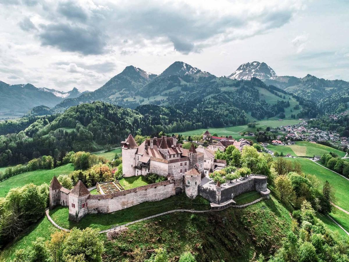 Gruyère Castle