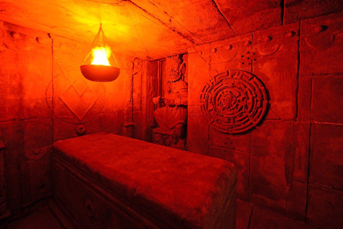 """""""Curse of the Yamma"""" Escape Room"""