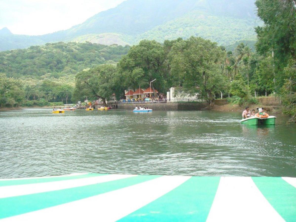 Boathouse, Courtallam