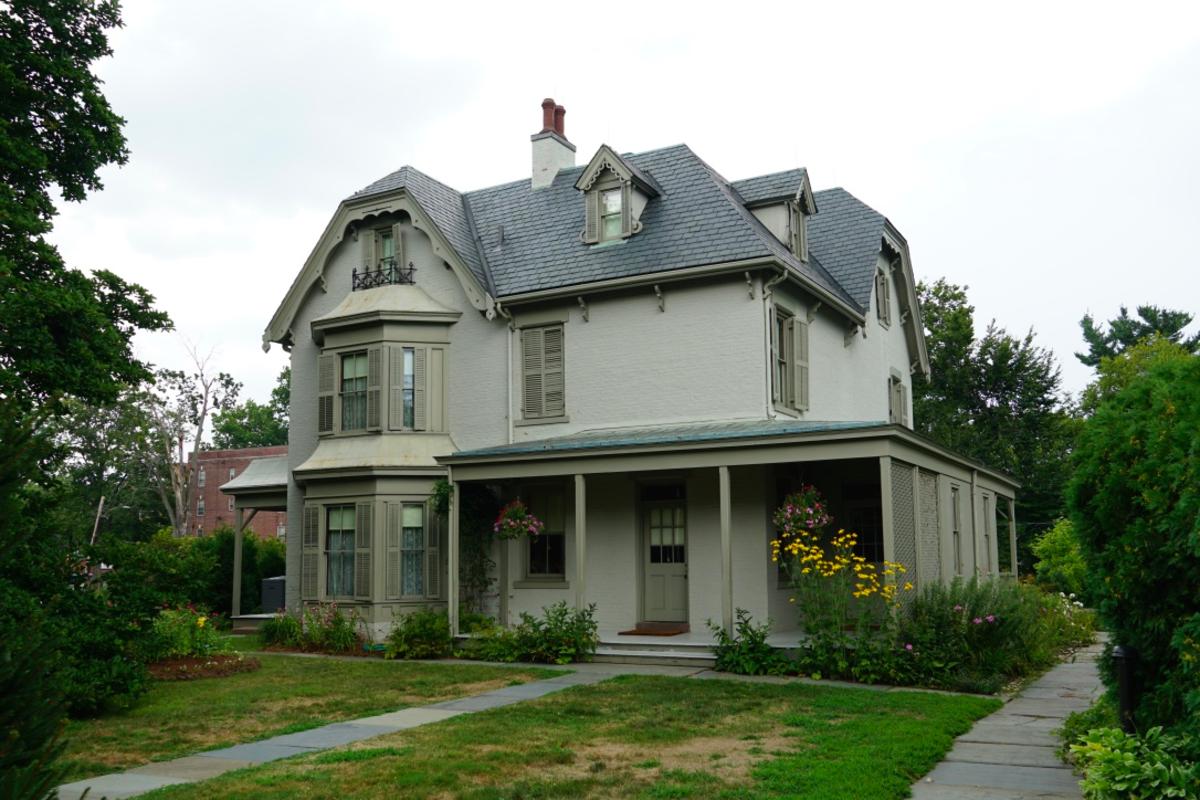The Harriet Beecher Stowe House