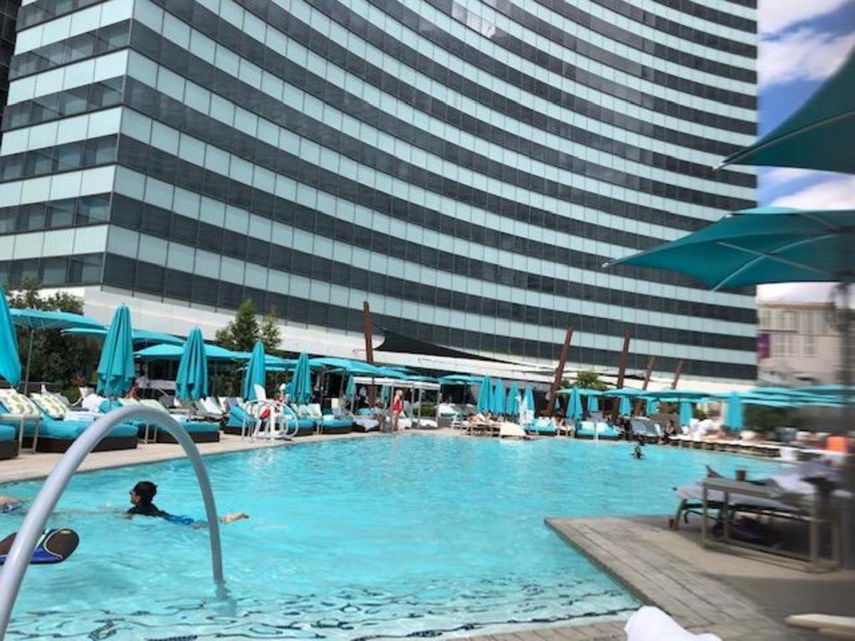 The Pool at Vdara Hotel & Spa