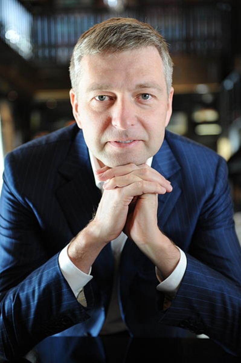 Dmitry Rybolovlev.