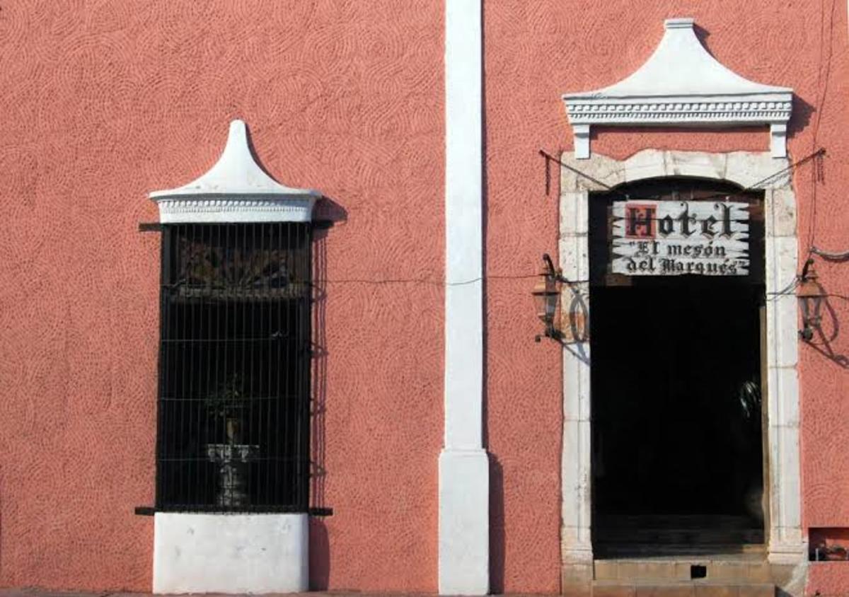 Hotel in Valladolid, Mexico