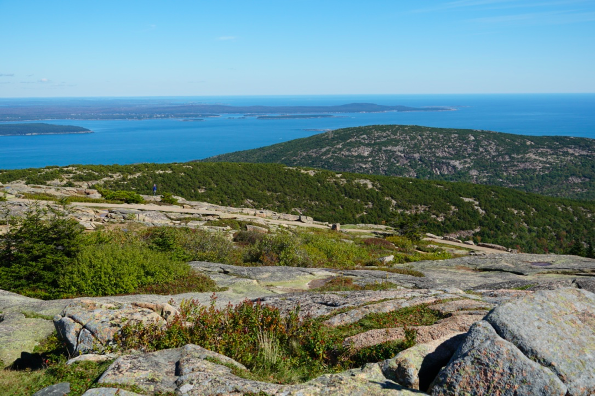 Cadillac Mountain. What a View!