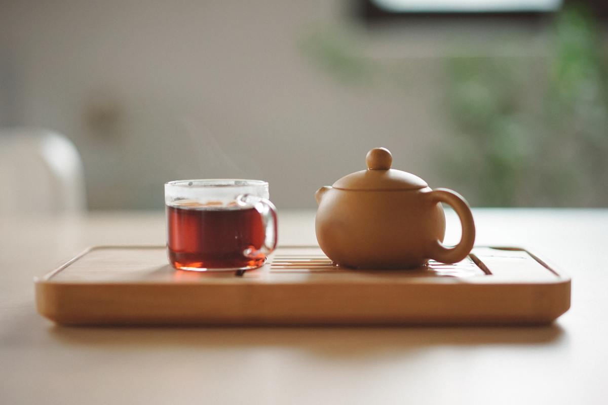 If you have high standards for tea, you might want to bring your own from home.