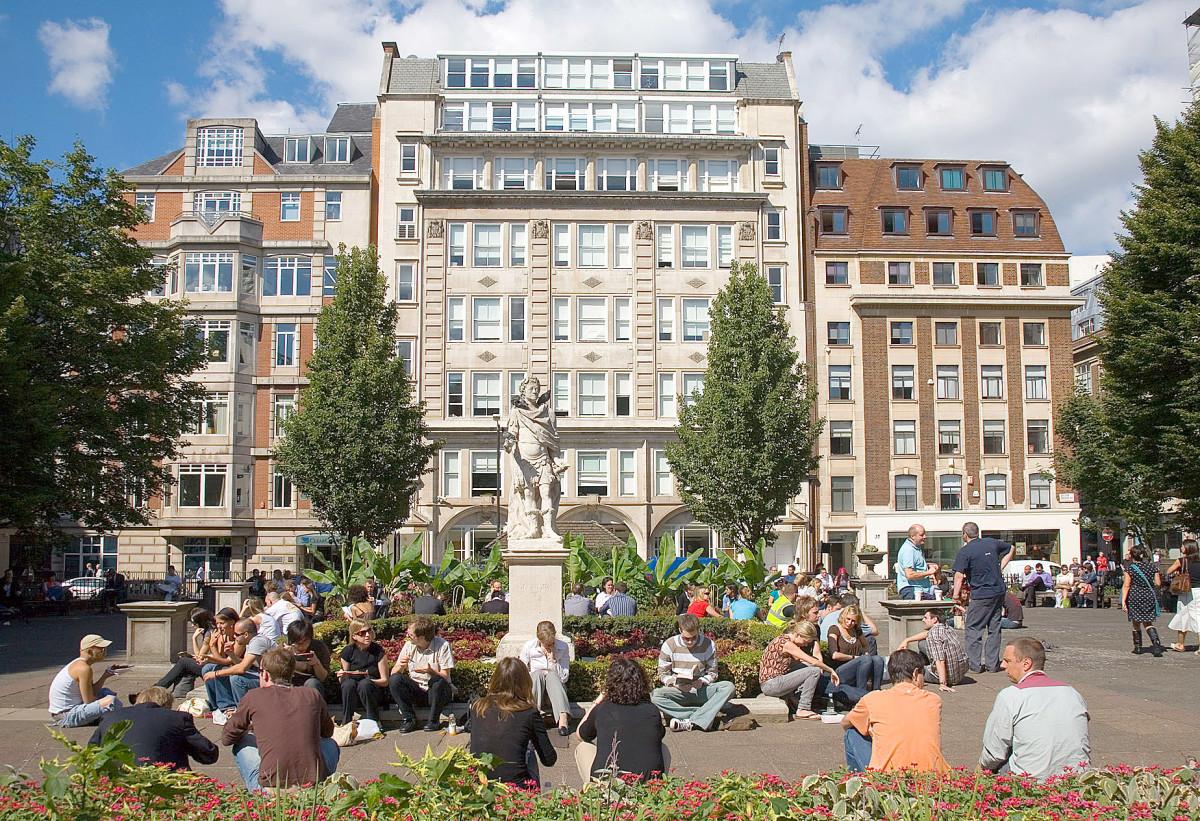 Golden Square, London