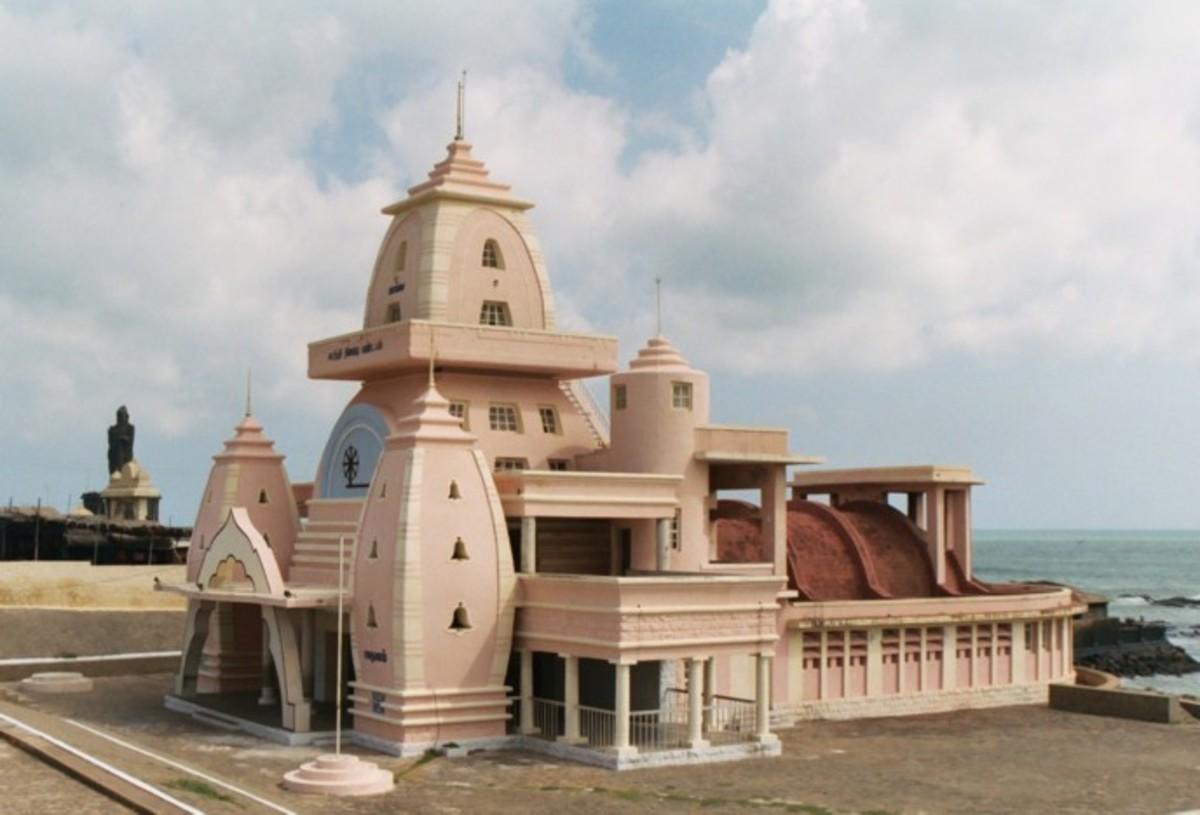 Gandhi Memorial Mandapam