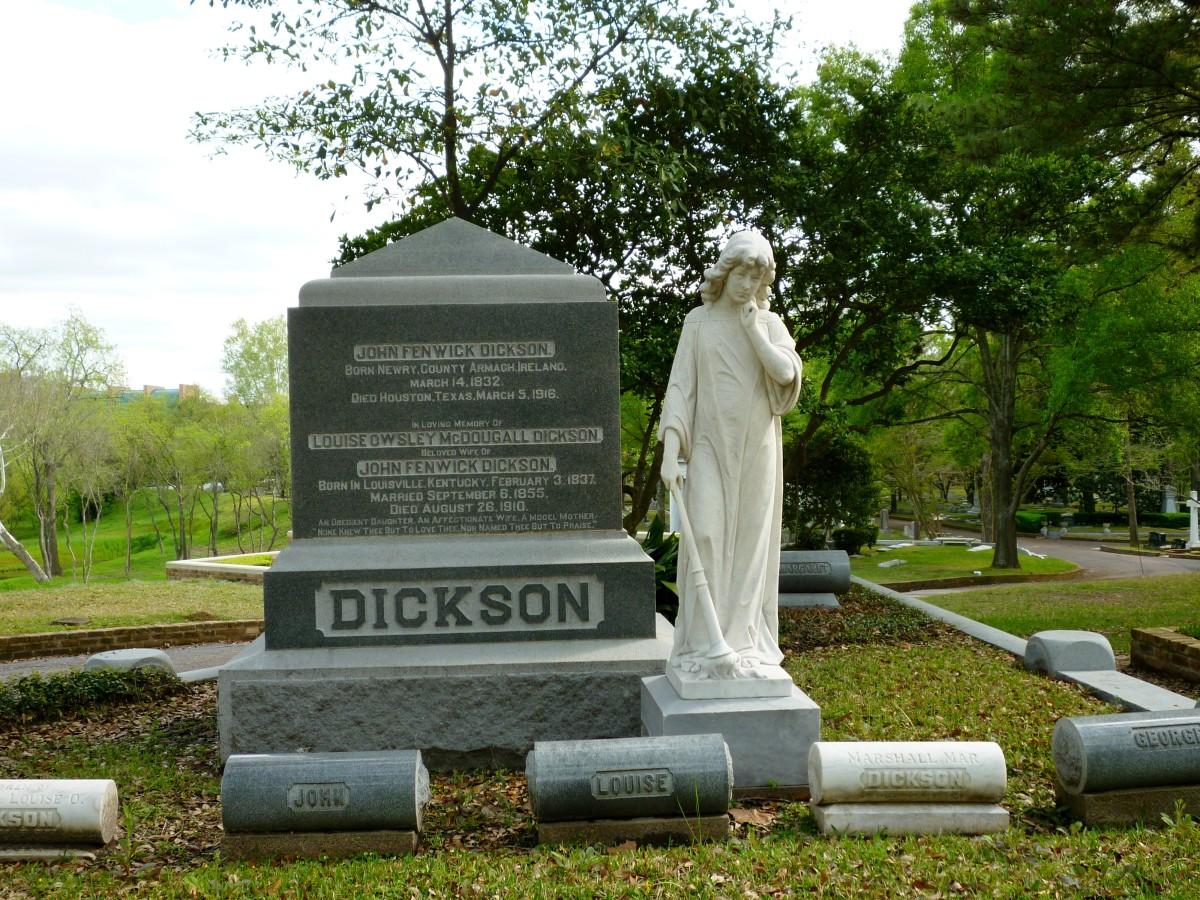 Dickson Monument