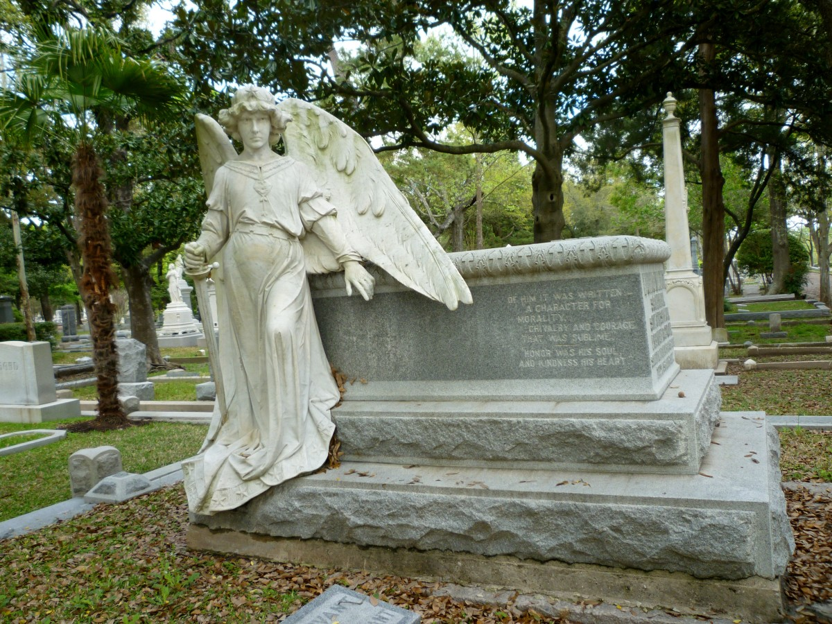 Guardian Angel Monument