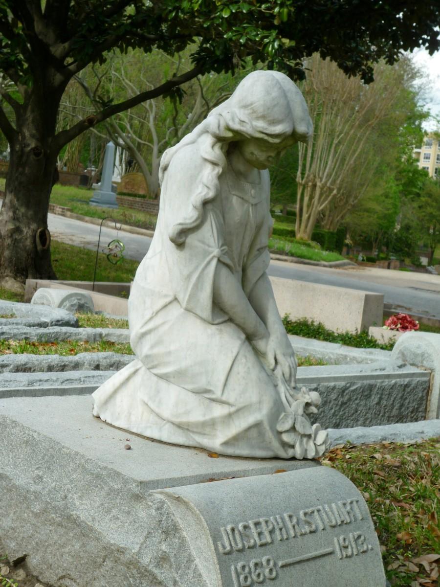 Joseph R. Stuart monument