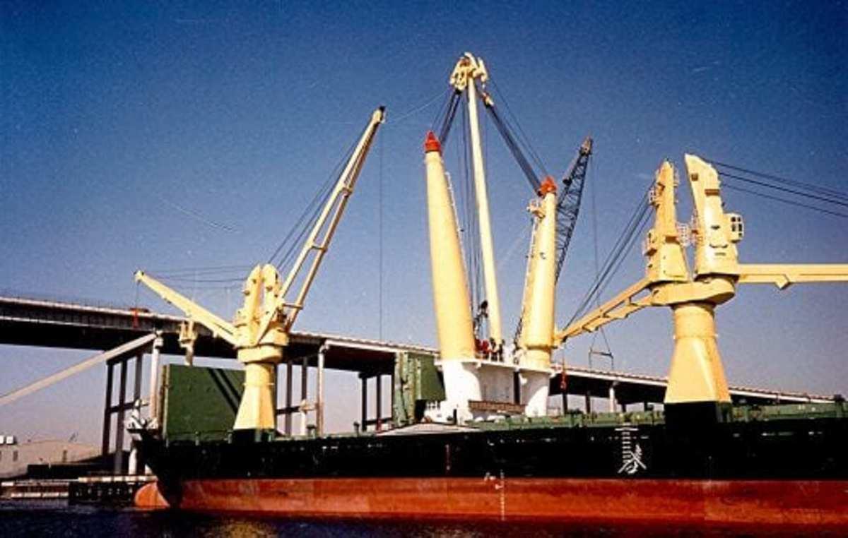 Houston Ship Channel Photo