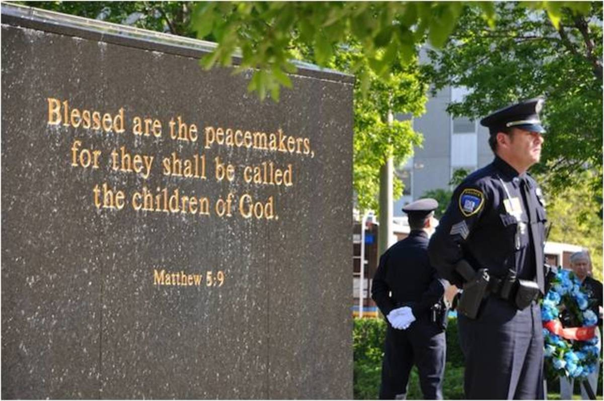 Image from https://www.quotemaster.org/police+officers+killed