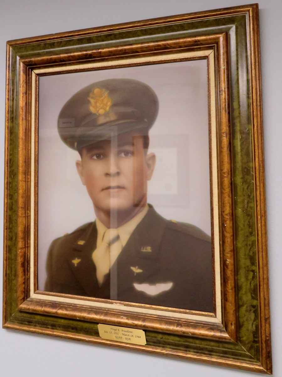 Floyd E. Breedlove portrait