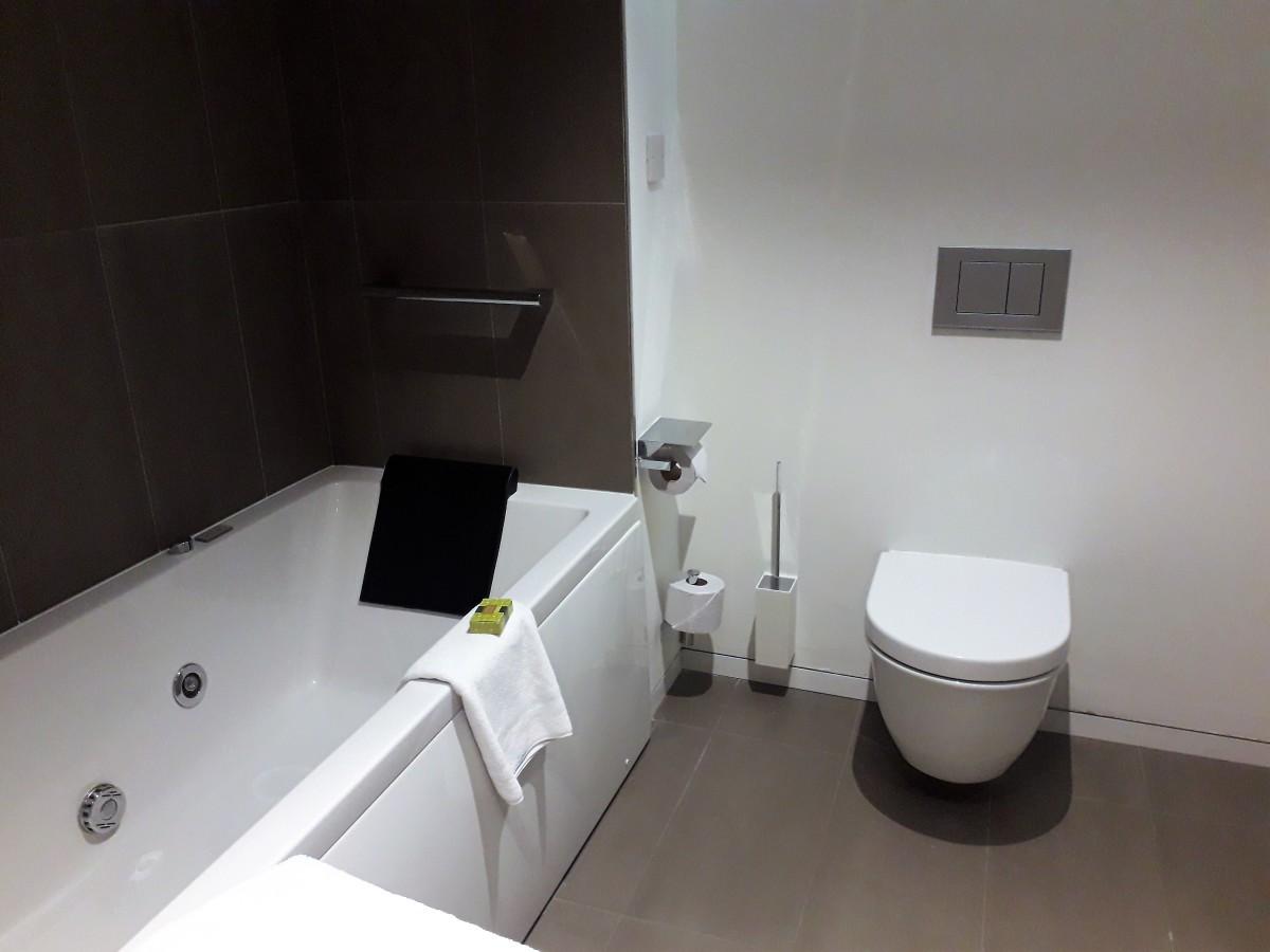 Bath and WC.