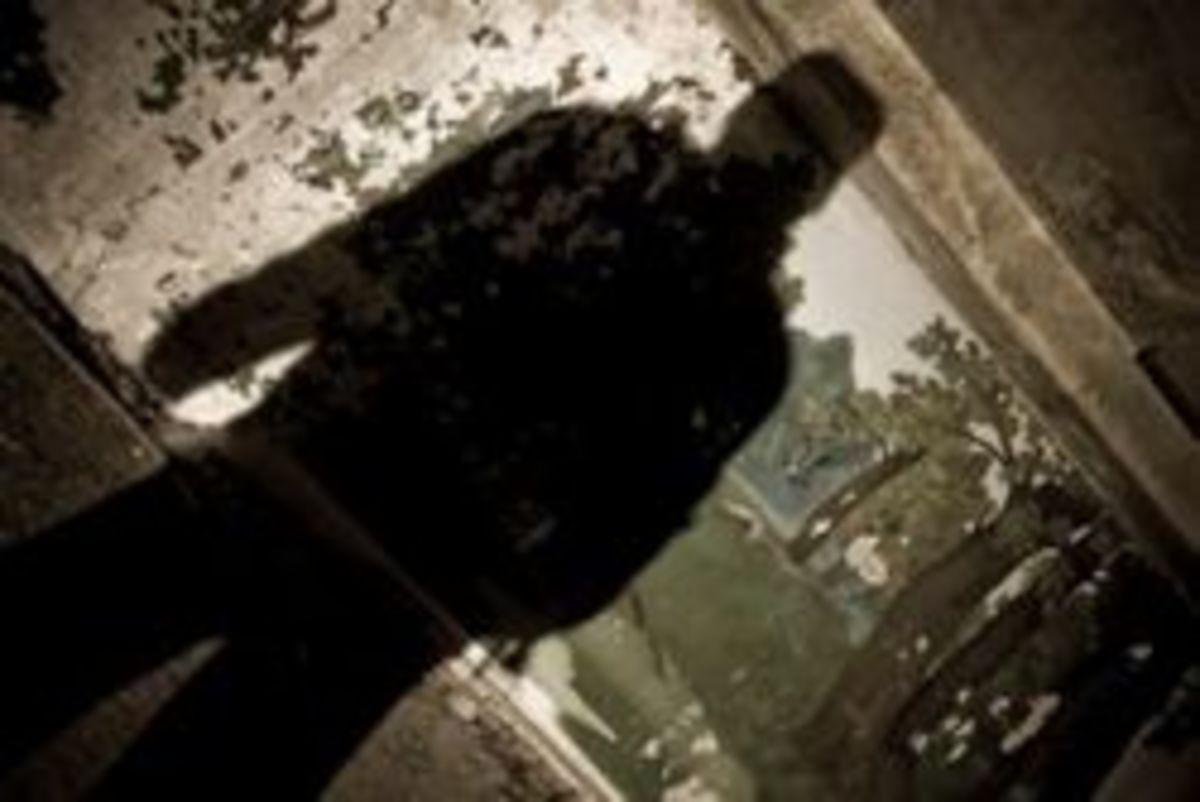 Shadow Man, Waverly Hills Sanatorium
