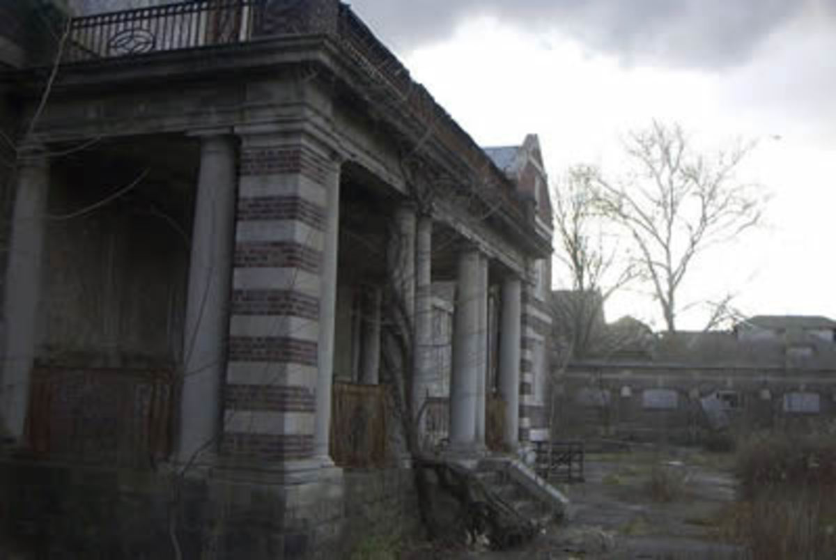 Byberry Mental Hospital
