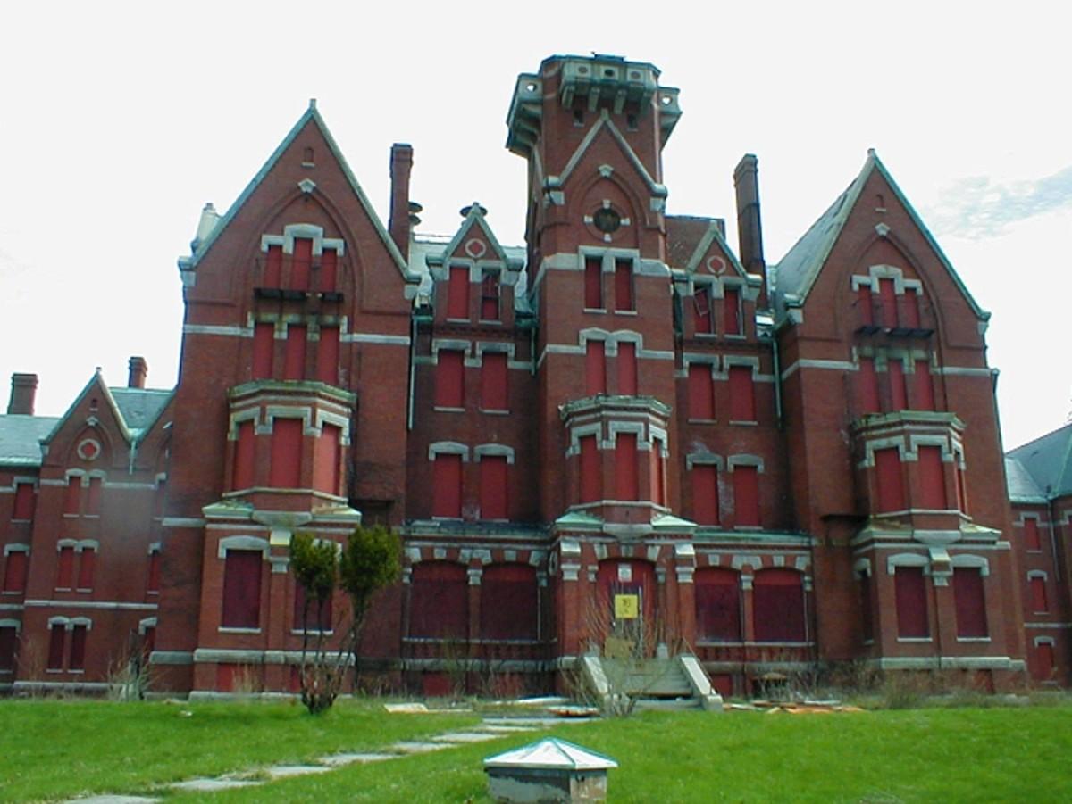 Danvers State Mental Hospital