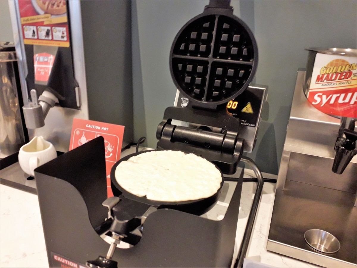 How to make the perfect waffle?