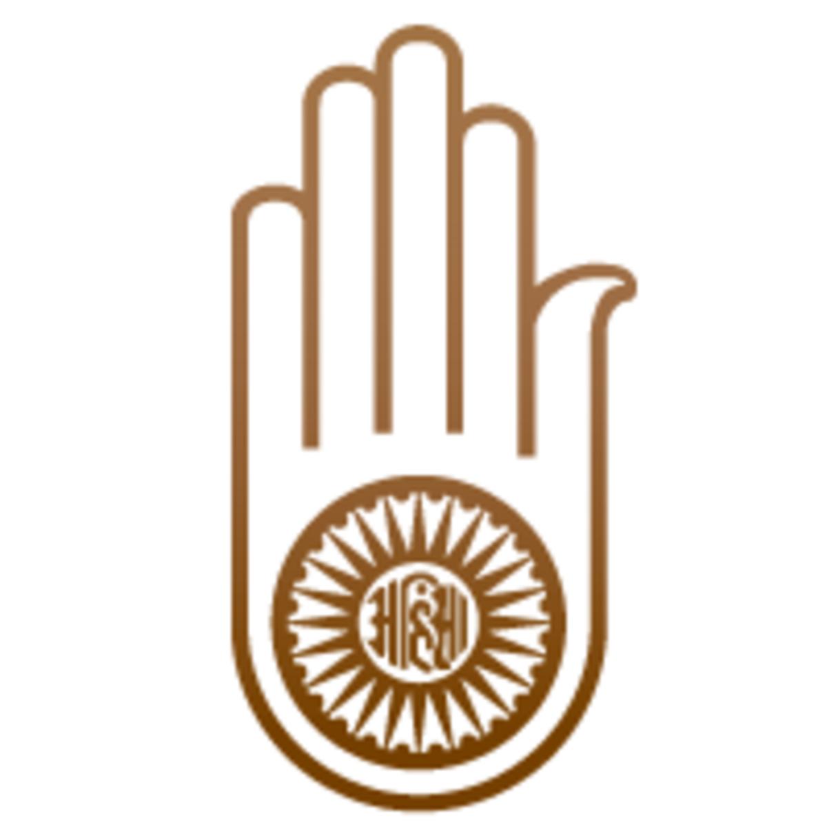 Ahimsa Hand