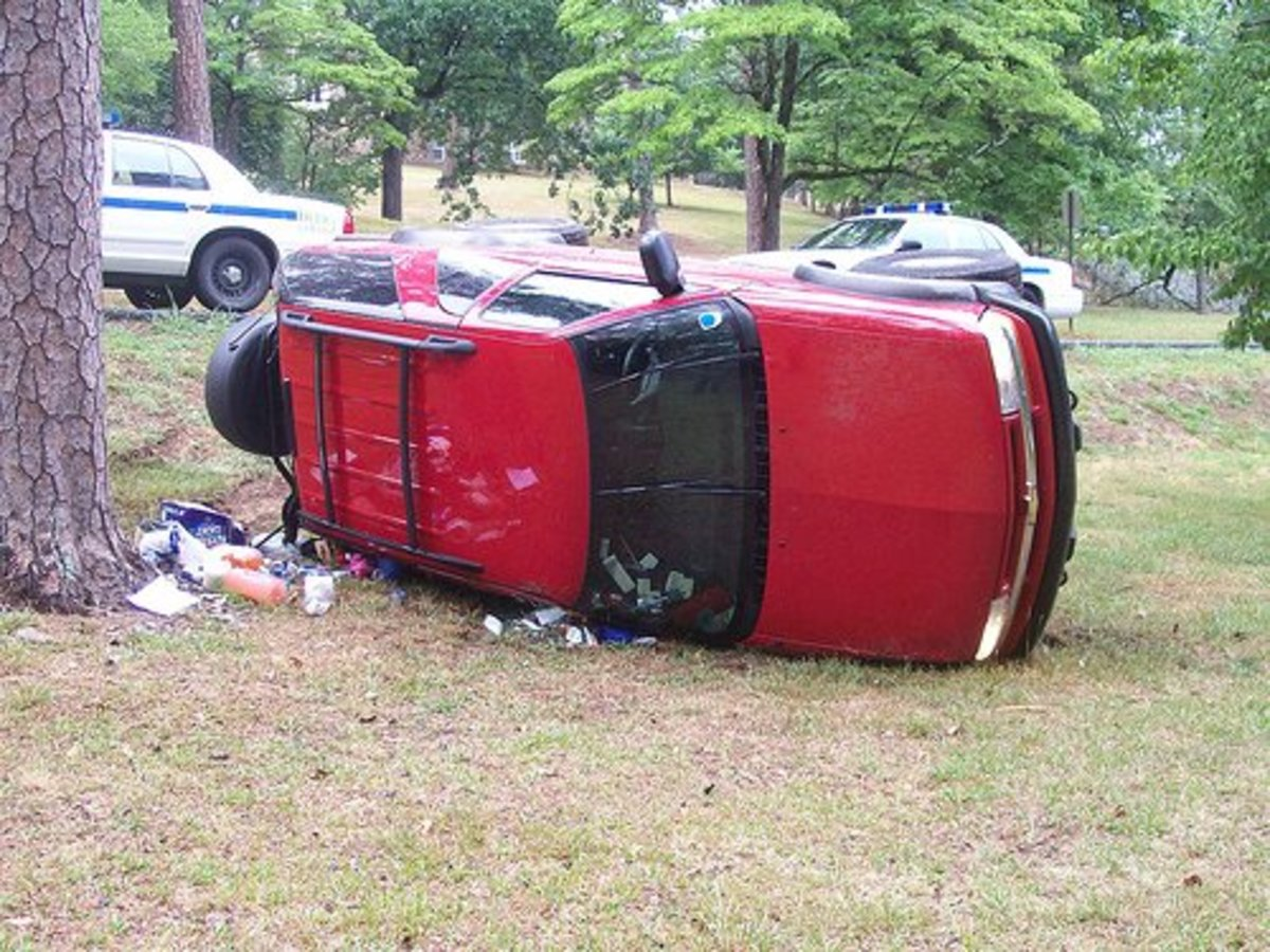 When you dream of a car accident or crash, it may point towards fear or conflict.