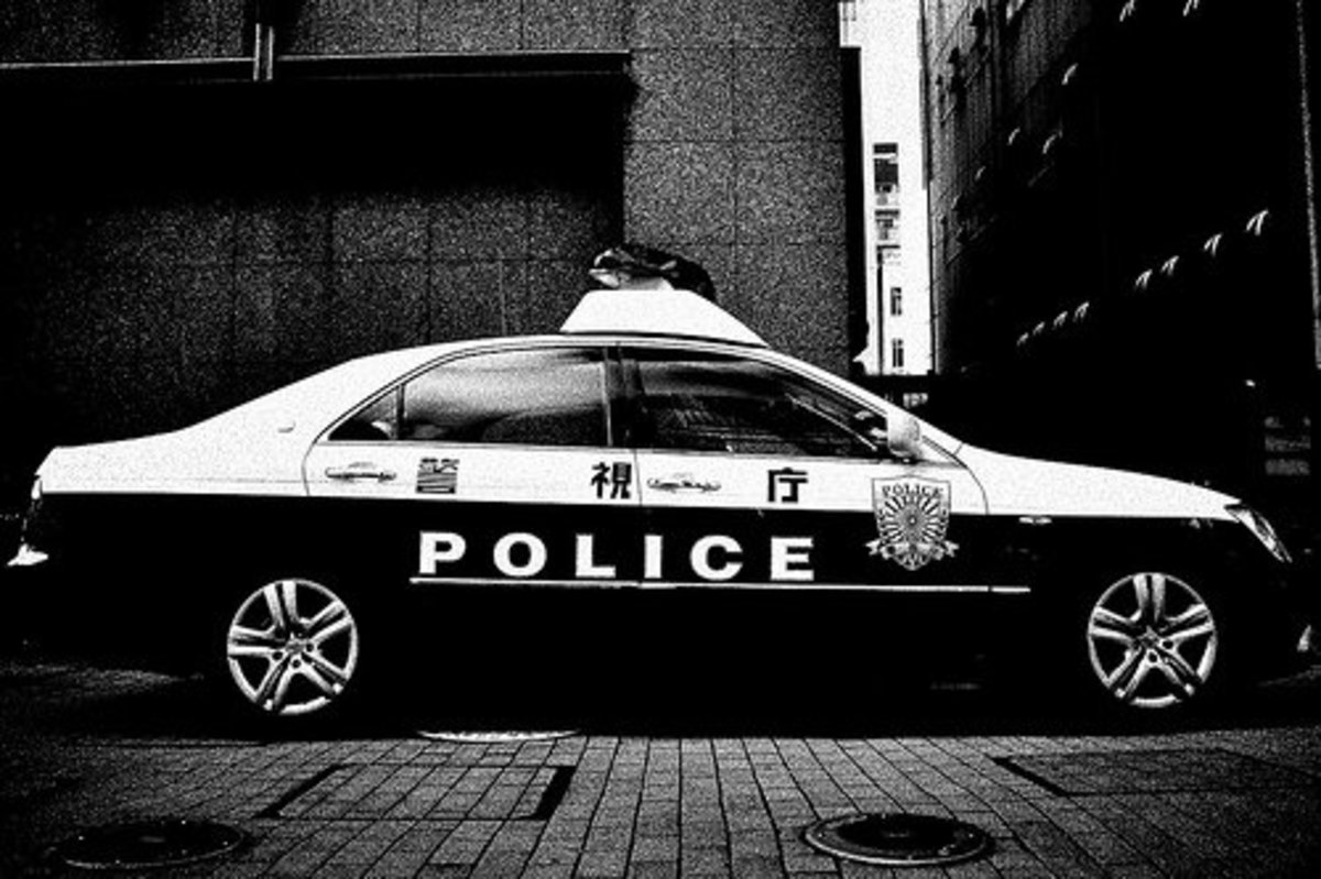 If you dream about a police car, consider whether you're struggling against self-imposed rules.