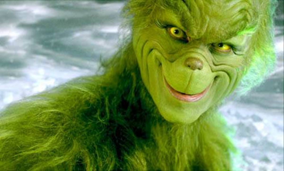 Not to be confused with the Grinch, the Grunch is after much more than your christmas presents