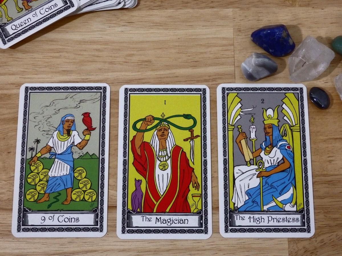 Three-Card Spread