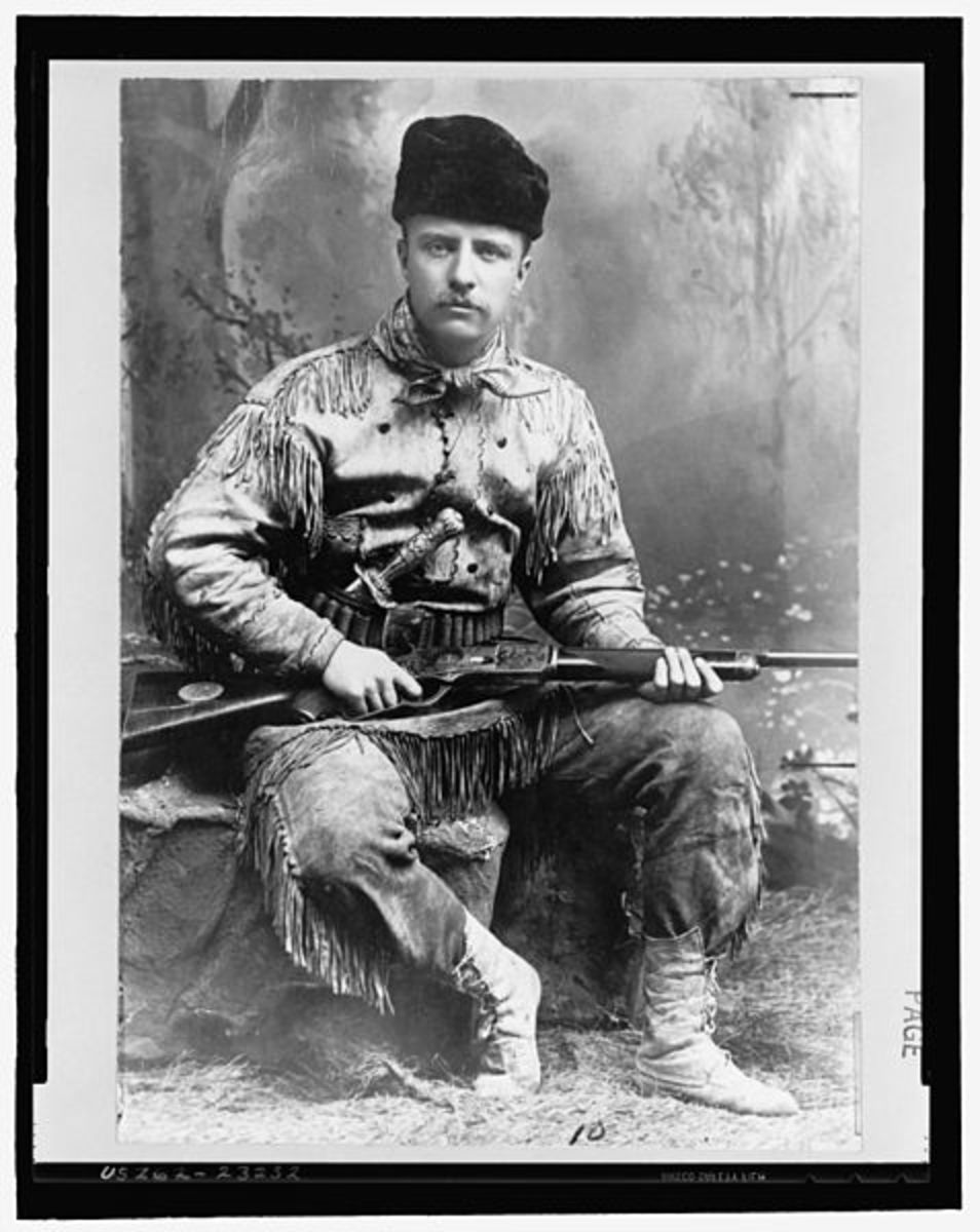 Roosevelt was an avid hunter and outdoorsman who knew the woods and the creatures that live there.  Why would he believe the Bauman story?